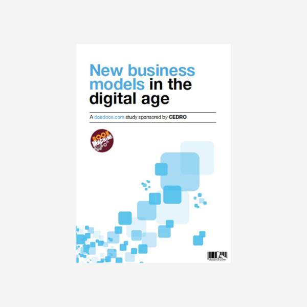 New business models in the digital age [REPORT] - BookMachine