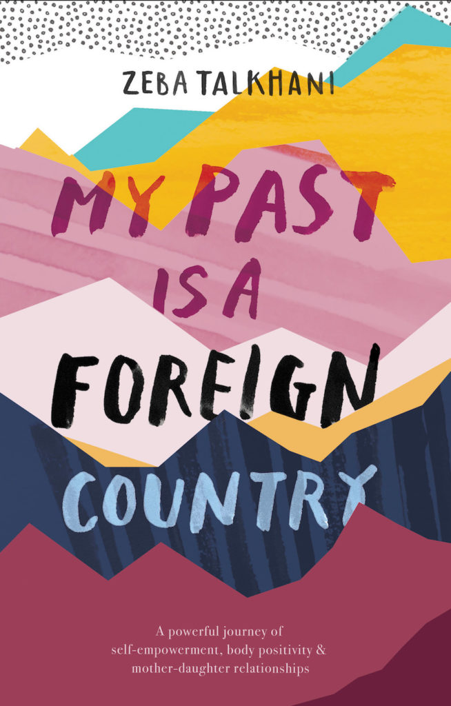 My Past Is a Foreign Country - Final Design by Anna Woodbine