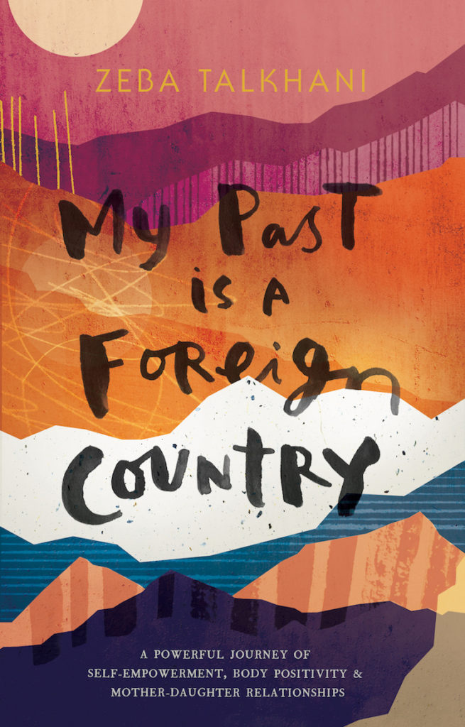 My Past Is a Foreign Country - Rough 4 by Anna Woodbine