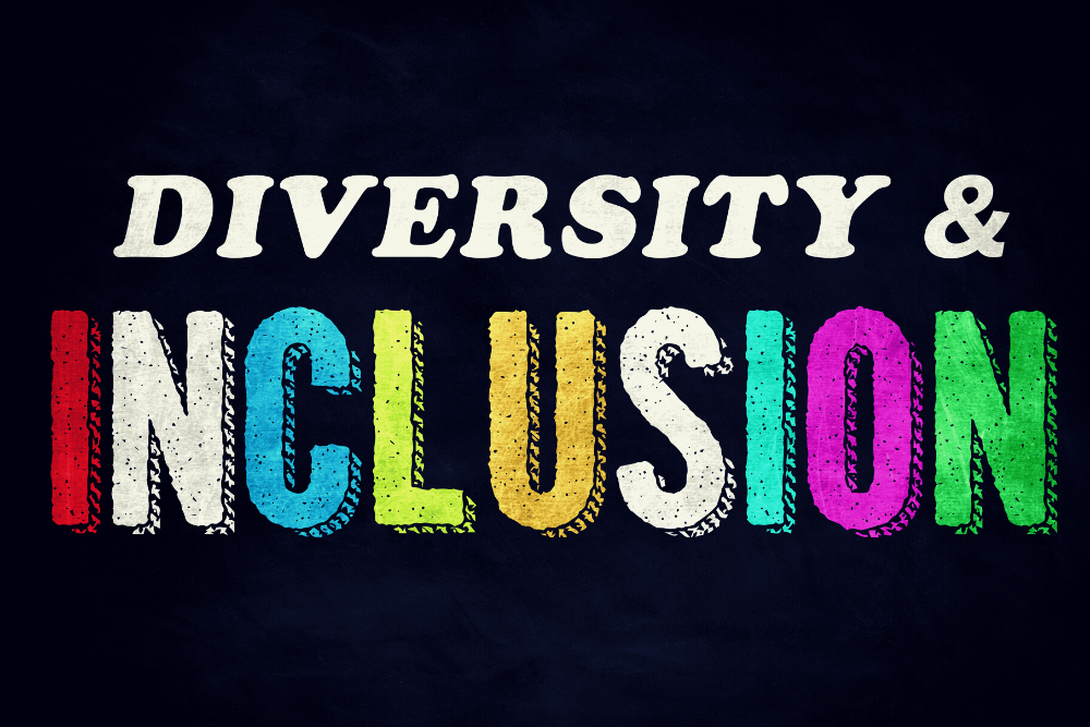Diversity & Inclusion banner