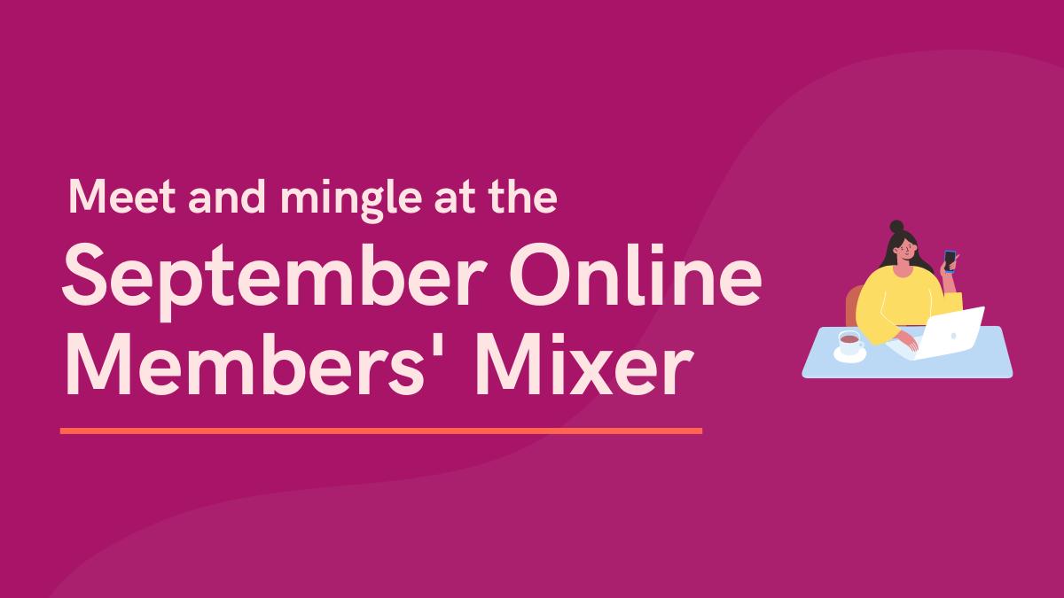 September Members Mixer